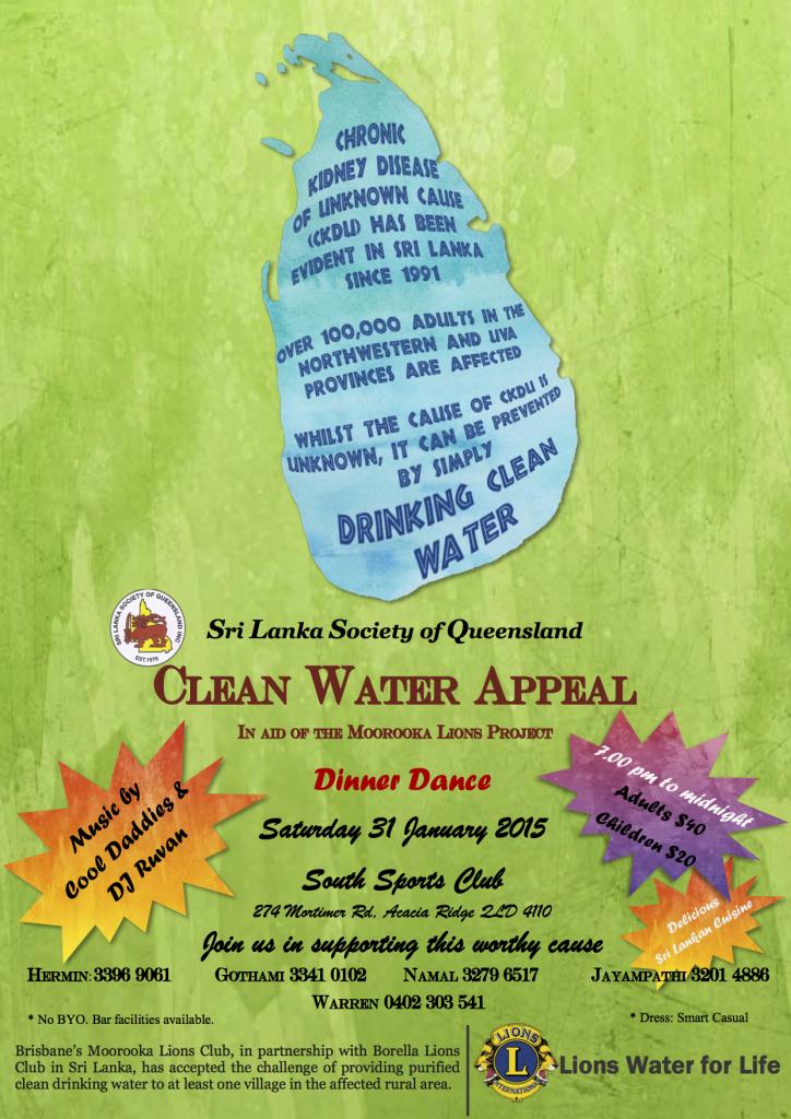 Clean Water Appeal